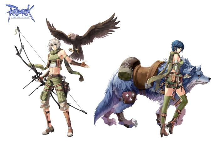 RO Mobile: Archer / Hunter / Sniper – Tata's Ragnarok Mobile Guides